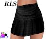 little black skirt RLS