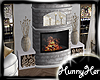 ♥Gold♥ Fireplace