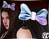 V: Rainbow bow