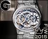 GL FW Bryce Skel Watch