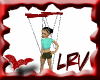 *LRV*puppet strings(red)