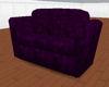 Black & Purple Couch Big