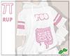 |Pi| Poo Pink Sweater