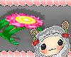 Pulseira flor kids