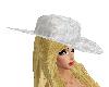 Easter White Hat