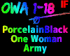 One Woman Army
