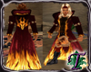 Layerable FireMage Coat