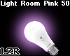 Light Room Pink 50%