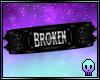 Chrome Broken Collar M
