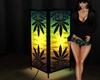 Weed Lamp animated