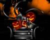 Halloween Chaise Left