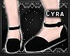 Black Manilla Shoes