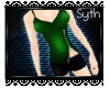 * Zipped Outfit - Green