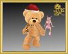 6P Holiday Dance Teddy
