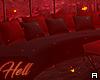 ϟ. Hell Curve Sofa