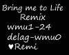 Bring Me To Life Remix