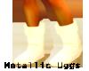  UN -Cream Ugg Boots