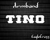 *EC* Tino Armband PVC