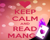 Keep Calm & Read Manga2