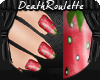 [DR]Strawberry Nails