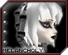 Bleak Cable: White