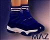 G. MLZ BLue Tennis