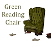 Green Reading Chair