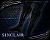 Ꭶ Cyborg  Bl Boots Ꭶ