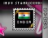 [V4NY] Stamp India