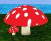 sedia  fungo red