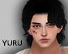 YURU long black hair