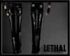 [LS] Master pants pvc.