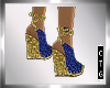 CTG DISCO PLATFORM SHOES