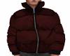 Bomber Jacket red