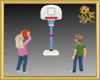 Children & Basketball*