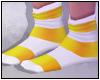 Lexi Socks Yellow