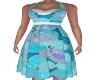 Rosabell Dress-Blue