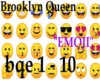 Brooklyn Queen Emoji