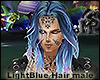 LightBlue Hair male