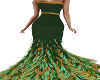 Fae Gown-Green