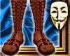 Roman Sandals v1 Rd/G