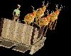 Animated sled