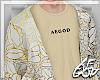"Ⱥ"" Gold Streetwear"