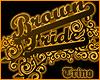 Brown Pride I