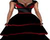 Nova Black Gown