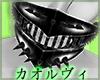 Evil Cupid Mask - Black