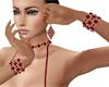 Quiet Burgundy Jewelry