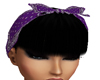 Layerable Purple Bandana