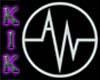 KIK AW Pulse T-shirt F