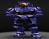 Spartan Helm Dark Blue